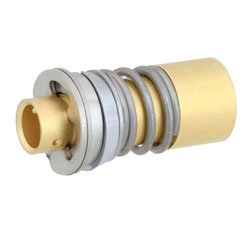 BMA Jack Snap-On Connector Solder/Non-Solder Contact Attachment For RG402, RG402 Tinned, .141 SR Cable