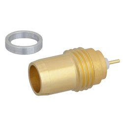 BMA Plug Slide-On Hermetically Sealed Thread-In With Extended Contact