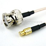 MCX Male to BNC Male Cables