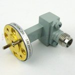 WR-15 Waveguide to Coaxial Adapters