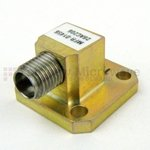 WR-28 Waveguide to Coaxial Adapters