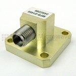 WR-34 Waveguide to Coaxial Adapters