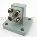 WR-51 Waveguide to Coaxial Adapters