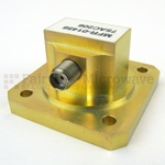 WR-75 Waveguide to Coaxial Adapters