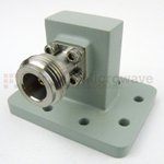 WR-90 Waveguide to Coaxial Adapters