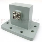 WR-137 Waveguide to Coaxial Adapters