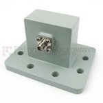 WR-159 Waveguide to Coaxial Adapters