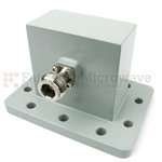 WR-229 Waveguide to Coaxial Adapters