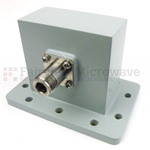 WR-284 Waveguide to Coaxial Adapters