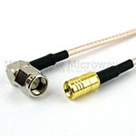 RA SMA Male to SMB Plug Cables