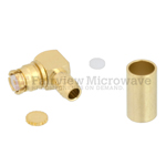 RA SMP Female Connectors for Coax