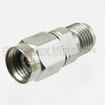 2.4mm Male to 1.85mm Female Adapters