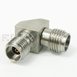RA 2.92mm Female to 2.4mm Female Adapters