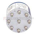 High Power SP8T Electromechanical Relay Switches (>75 Watts)