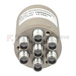 Medium Power SP6T Electromechanical Relay Switches