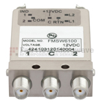 Medium Power SPDT Electromechanical Relay Switches