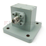WR-75 to SMA Waveguide to Coaxial Adapters