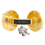 Waveguide E-Bend WR-22