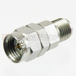 SMA Female to 1.85mm Male Adapters