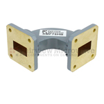 Waveguide H-Bend WR-75