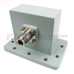 WR-284 to N Waveguide to Coaxial Adapters