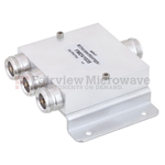 3 Way Power Dividers 4.1/9.5 Mini DIN