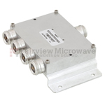 4 Way Power Dividers 4.1/9.5 Mini DIN