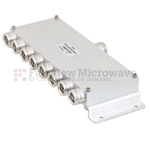 8 Way Power Dividers 4.1/9.5 Mini DIN