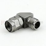 RA 1.85mm Male to 2.4mm Female Adapters