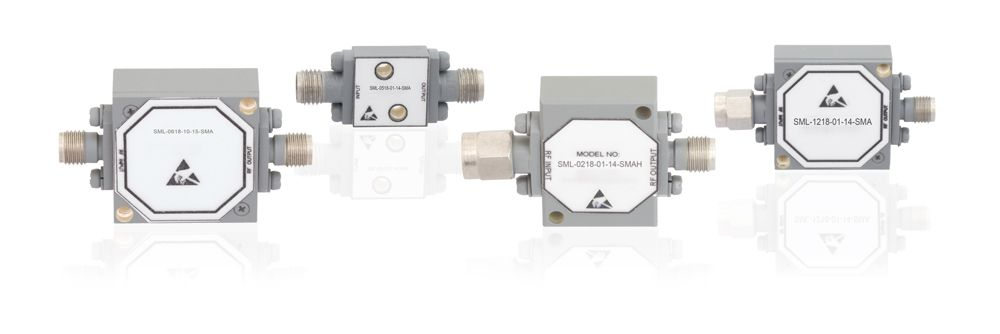 Coaxial High Power Limiters from Fairview Microwave