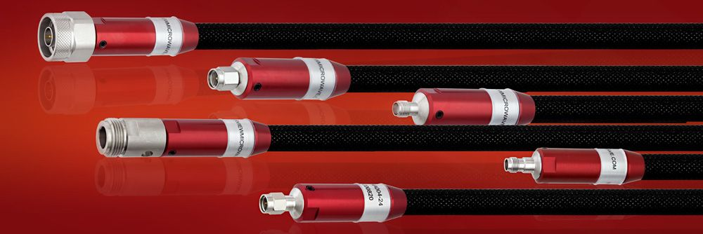 Fairview Microwave Releases New Ruggedized VNA Test Cables with Industry Leading Phase Stability