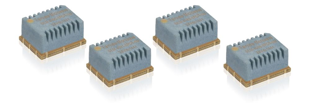 Surface Mount RF Switches from Fairview