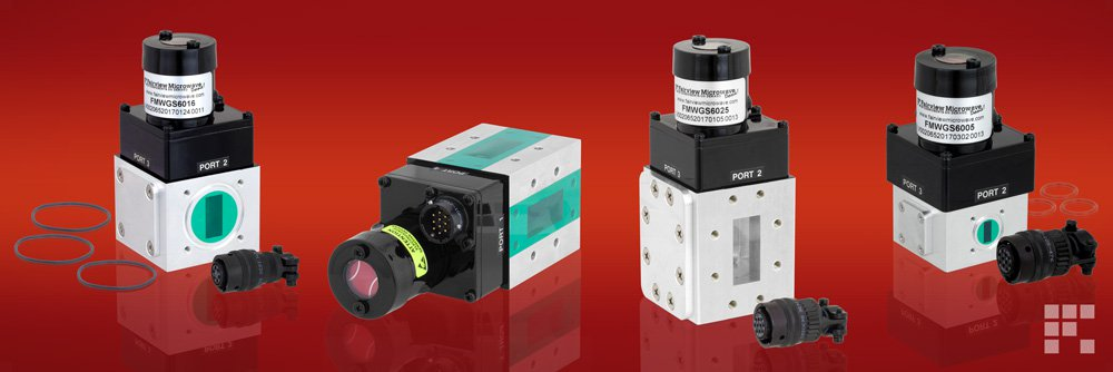 Fairview Microwave Waveguide Electromechanical Relay Switches Range From 5.85 GHz to 40 GHz