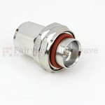 7/16 DIN Male Connector Clamp/Non-Solder Contact Attachment For LMR-SW540 Cable
