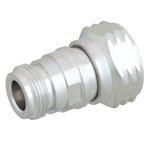 Low PIM 4.3-10 Male to N Female Adapter