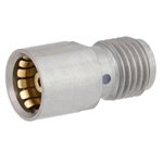 Slide-On BMA Jack to SMA Female Adapter