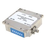 22 dB Gain Block Amplifier Operating From 50 MHz to 1,000 MHz with 12 dBm P1dB and SMA
