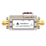 Limiting Amplifier Operating From 2 GHz to 4 GHz with -20 to 10 dBm Pin, 19 dBm Psat and SMA