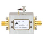 17 dB Gain Block Amplifier Operating From 500 MHz to 2 GHz with 15 dBm P1dB and SMA