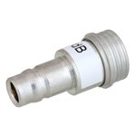 6 dB Fixed Attenuator QN Male to QN Female Up to 3 GHz Rated to 1 Watt