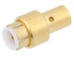 MMBX Plug Snap-On Connector Solder/Non-Solder Contact Attachment For RG405, FM-SR086CUTN, FM-SR086ALTN Cable With Male Center Contact