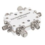 SMA Dual Directional Coupler 20 dB 6 GHz Rated to 100 Watts
