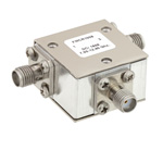 High Power Circulator SMA Female With 20 dB Isolation From 7 GHz to 12.4 GHz Rated to 50 Watts
