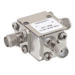 High Power Circulator SMA Female With 20 dB Isolation From 11 GHz to 18 GHz Rated to 50 Watts