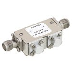 Dual Junction Isolator SMA Female With 40 dB Isolation From 7 GHz to 12.4 GHz Rated to 5 Watts
