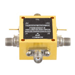 SMA PIN Diode Switch SPDT From 2 GHz to 26.5 GHz Rated at +27 dBm
