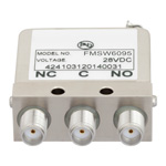 SPDT Failsafe DC to 26.5 GHz Electro-Mechanical Relay Switch, 20W, 28V, SMA