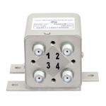 Transfer Failsafe DC to 26.5 GHz Electro-Mechanical Relay Switch, 20W, 28V, SMA