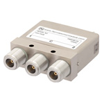 SPDT Latching DC to 12.4 GHz Electro-Mechanical Relay Switch, Self Cut Off, Diodes, 50W, 12V, N