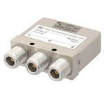 SPDT Latching DC to 12.4 GHz Electro-Mechanical Relay Switch, Indicators, TTL, Diodes, Self Cut Off, 160W, 12V, N